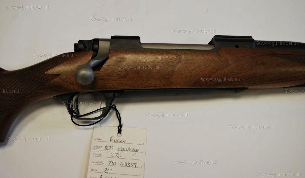 Ruger® Hawkeye® Rifles