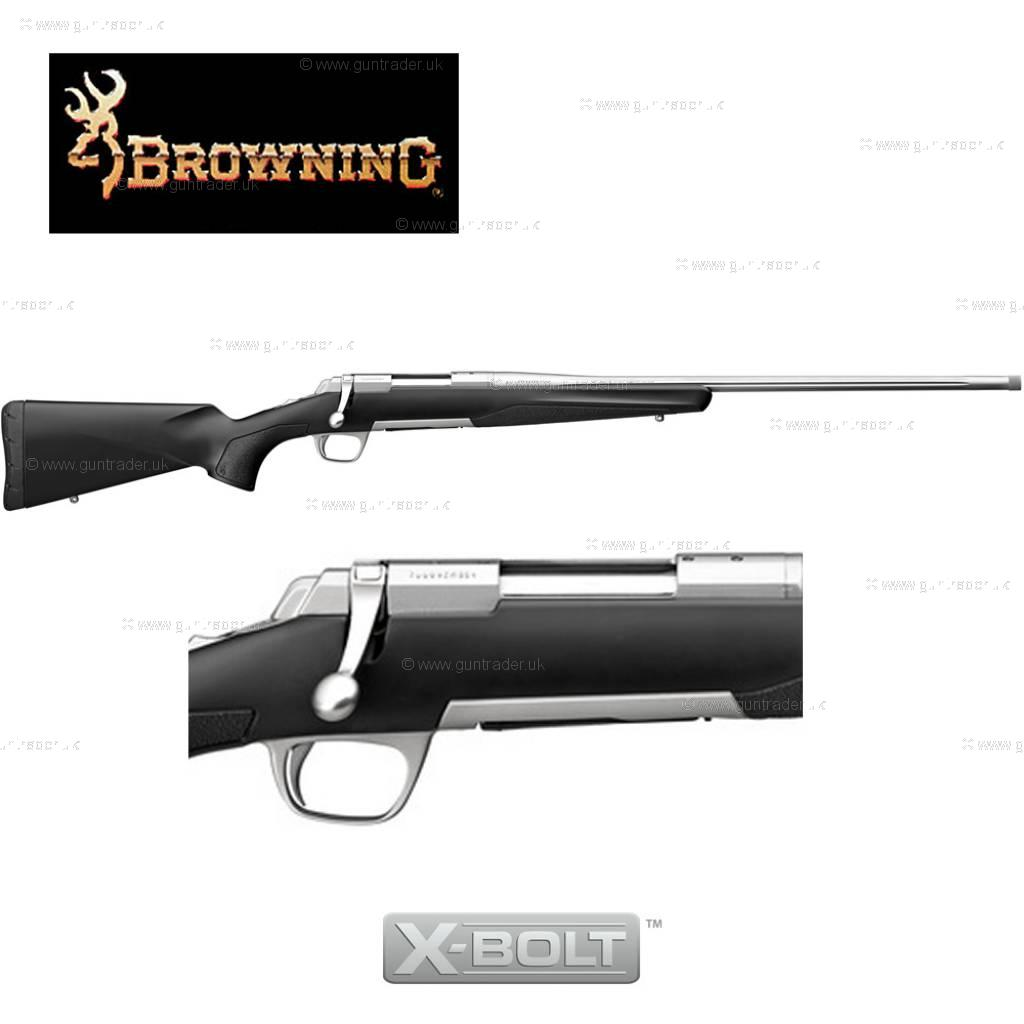 Browning 308 x bolt stainless steel stalker bolt action new rifle