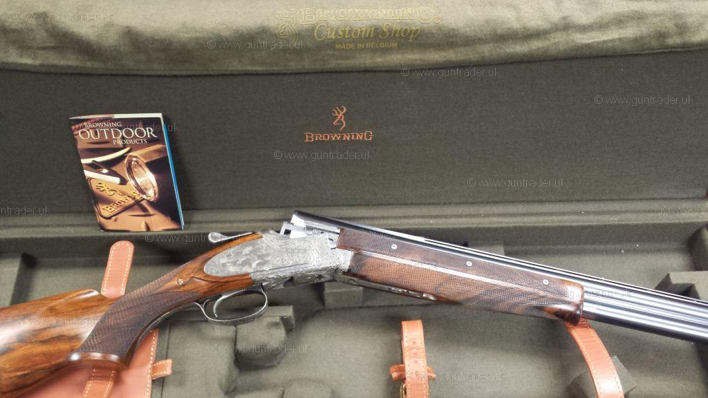 Browning 12 Gauge B25 Millennium Over And Under Second