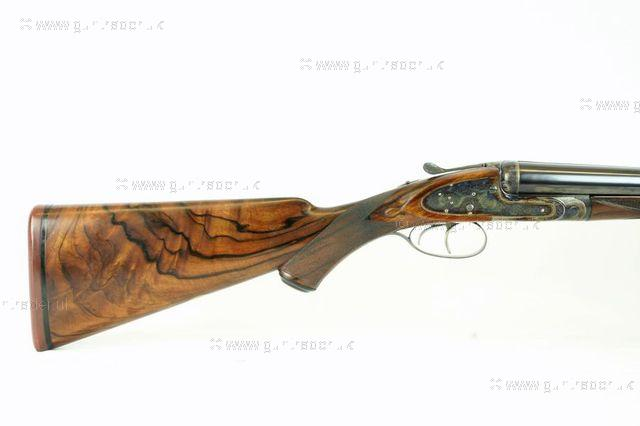Purdey James Sidelock ejector Shotgun