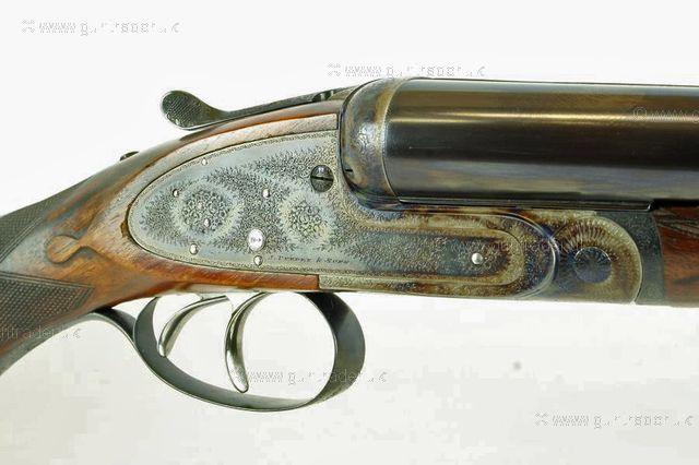 Purdey, James Sidelock ejector Shotgun
