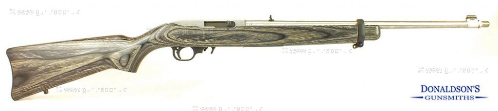 Ruger 10/22 Stainless Laminated Rifle