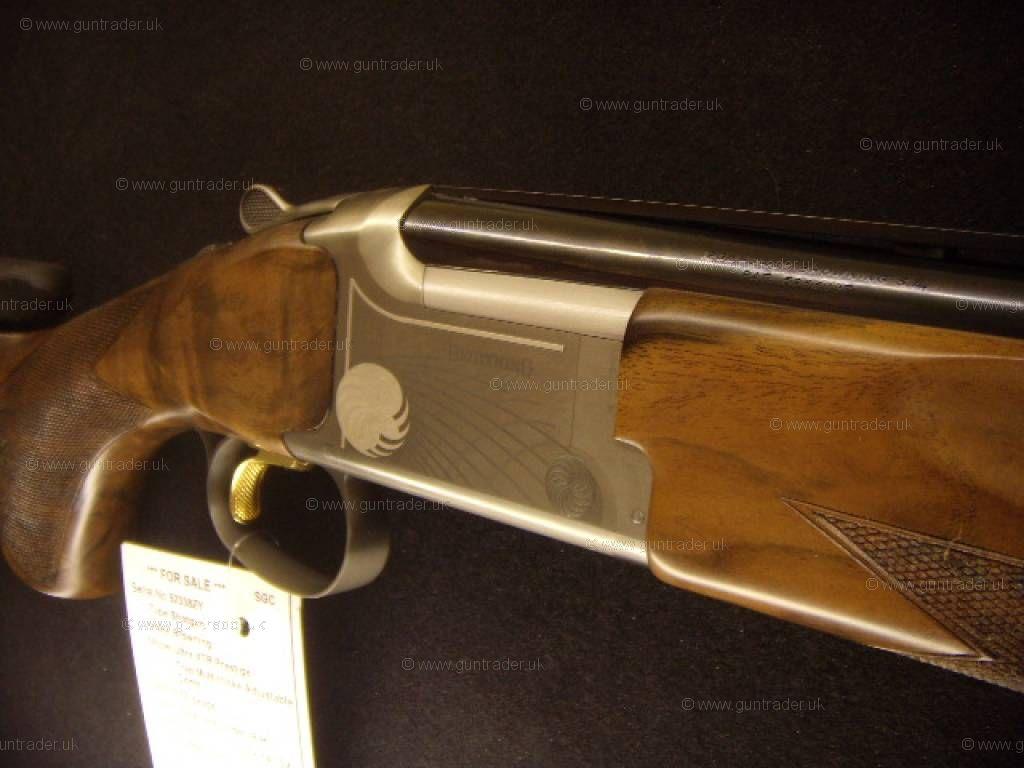 Browning 12 gauge Ultra XTR Prestige (Trap Multichoke Adjustable Comb)