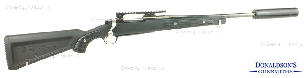Ruger M77 Mk II-complete with A-Tech mod Rifle