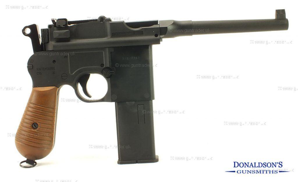 Umarex Mauser- Broom handle Mauser Air Pistol