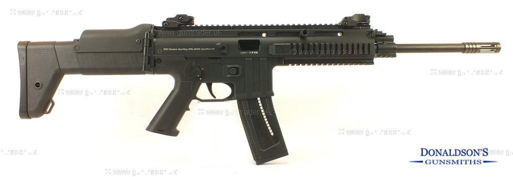 ISSC MK22 Rifle