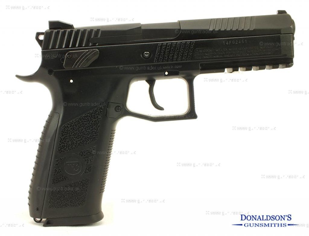 AGS P-09 Blowback Air Pistol