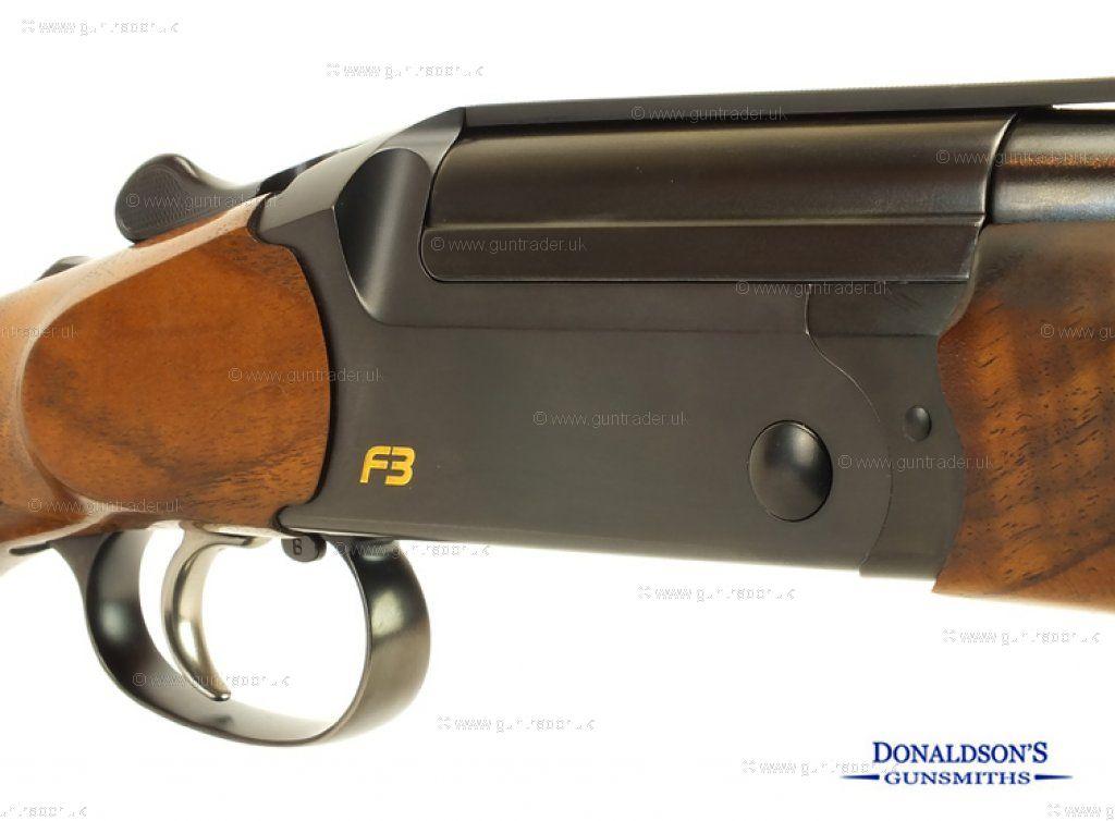 Blaser F3 Professional Shotgun