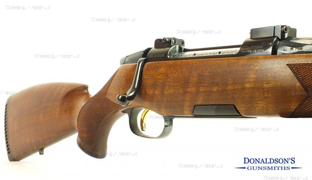 Mannlicher Stutzen Luxus Rifle