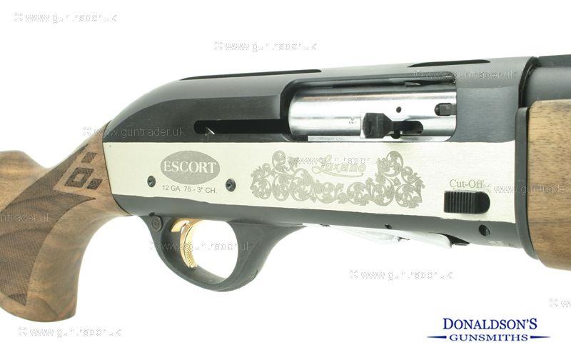 Hatsan Arms Luxano Shotgun