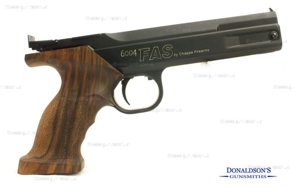 FAS 6004 Air Pistol