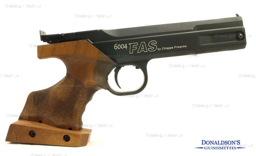 FAS 6004-Match Air Pistol