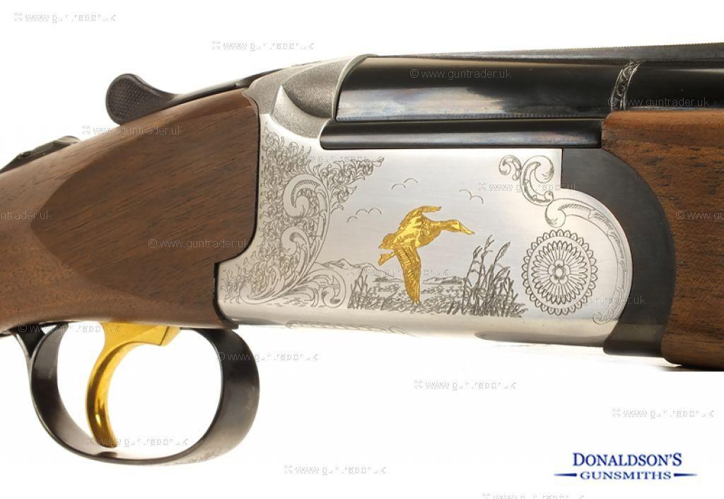 Lincoln Premier Gold Shotgun