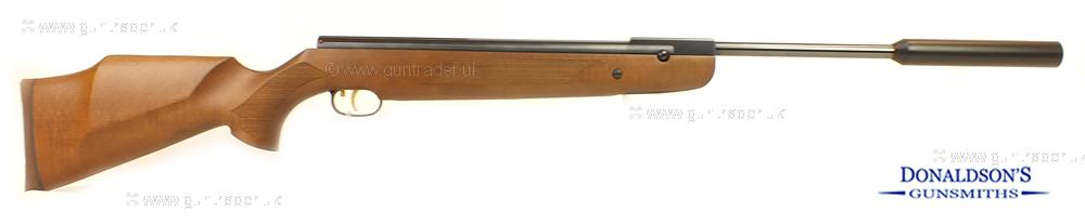 Weihrauch HW 95K-Deluxe.With mod. Air Rifle