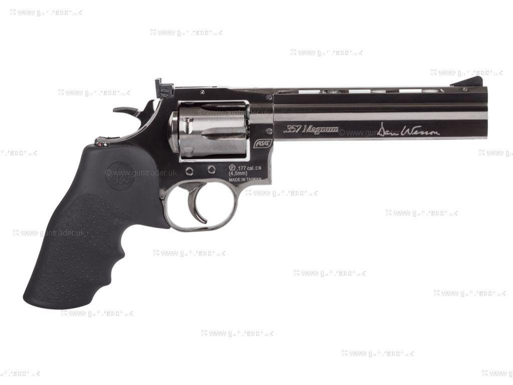 ASG Dan Wesson 715 Air Pistol