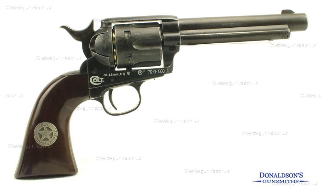 Colt PeaceMaker U.S Marshals Air Pistol