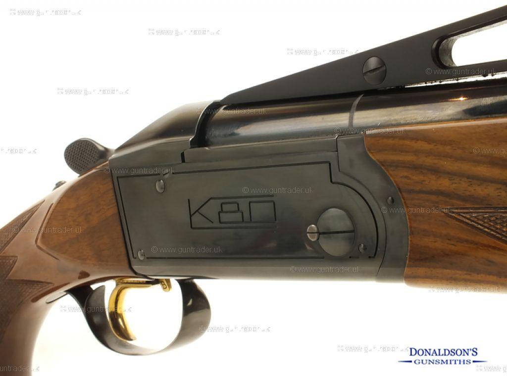 Krieghoff K80 Trap Special Shotgun