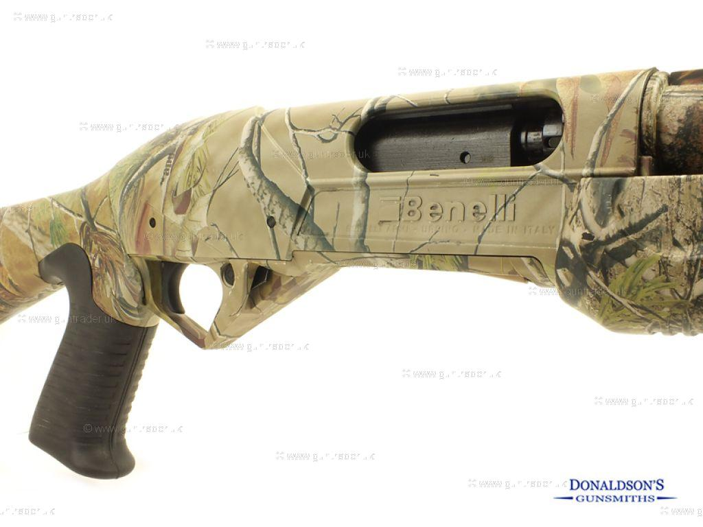 Benelli 12 gauge Super Nova-Camo APG Pump Action Second ...