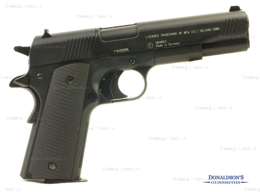 Colt Government 1911 A1 Air Pistol