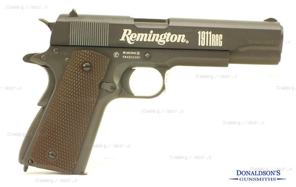 Remington 1911 Air Pistol