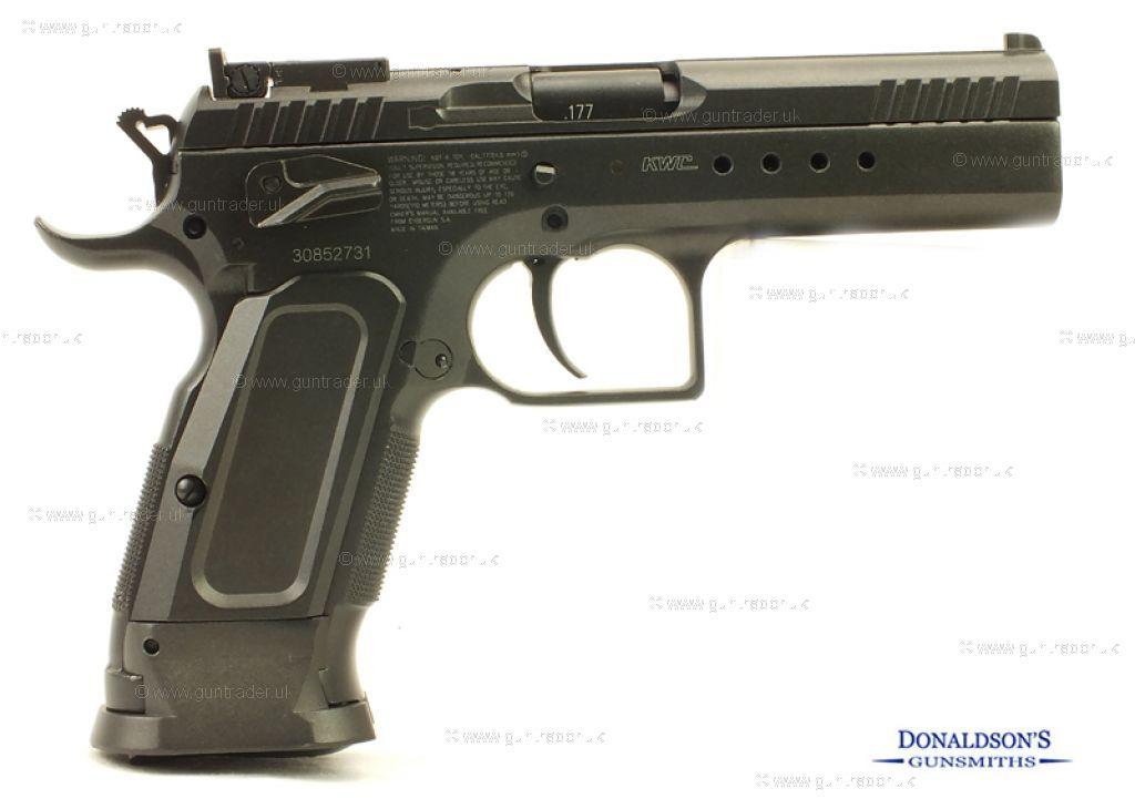 KWC Tanfoglio Limited Custom Air Pistol