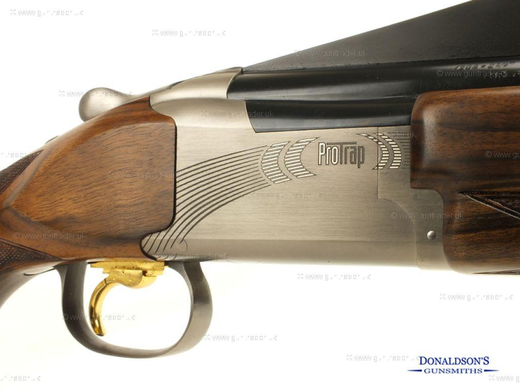 Browning B725 Pro Trap Adjustable  H.R. Shotgun