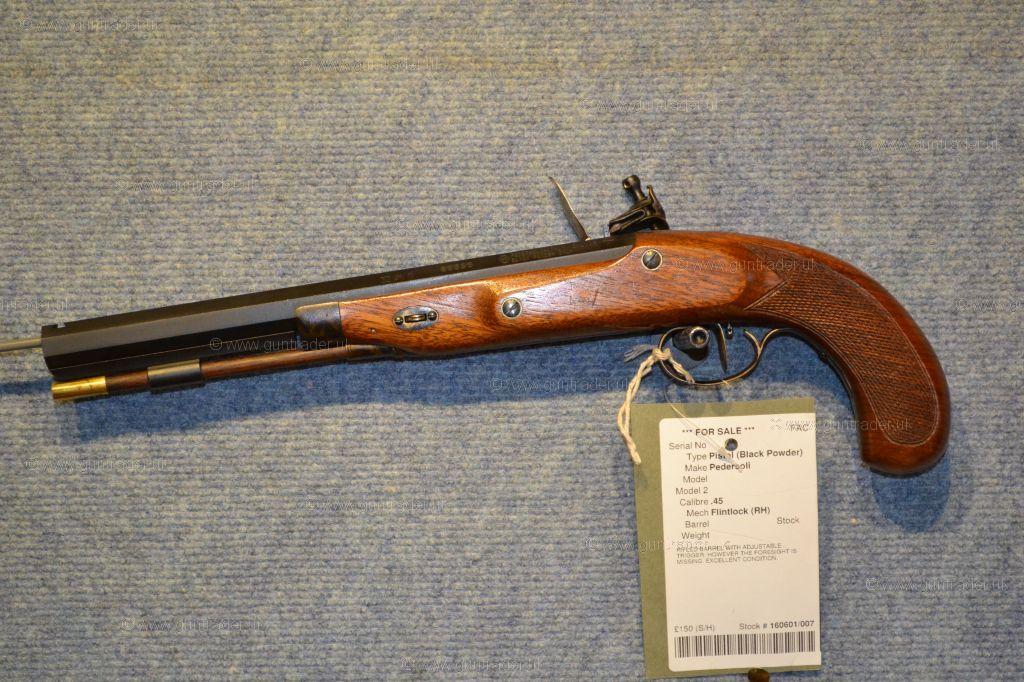 Pedersoli  45 Charles Moore Target (Flintlock)