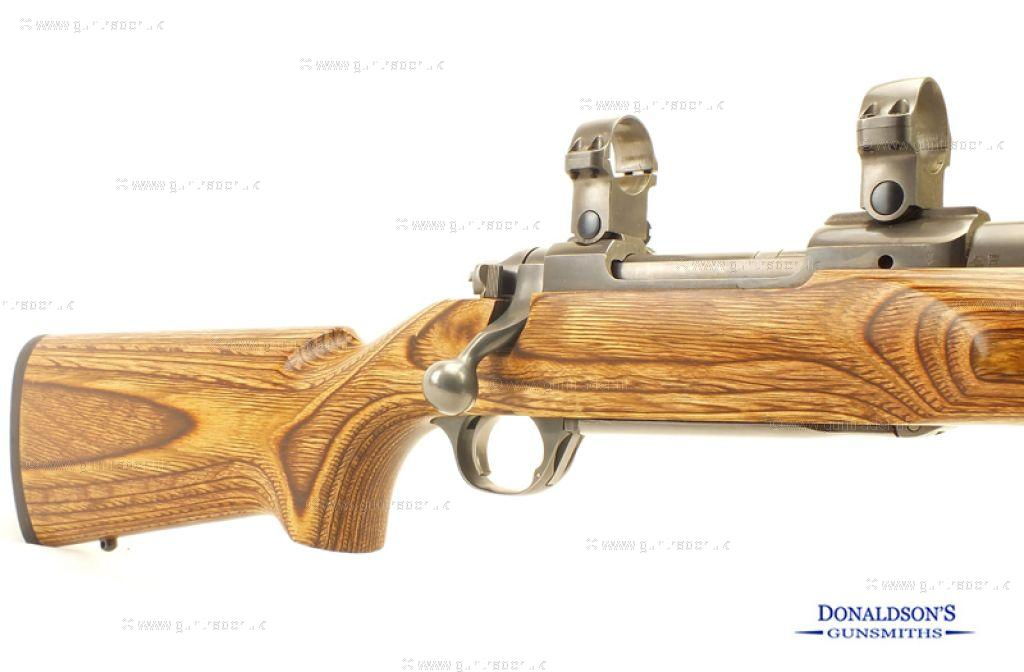 Ruger M77 Mk II Varm lam stainless. Rifle