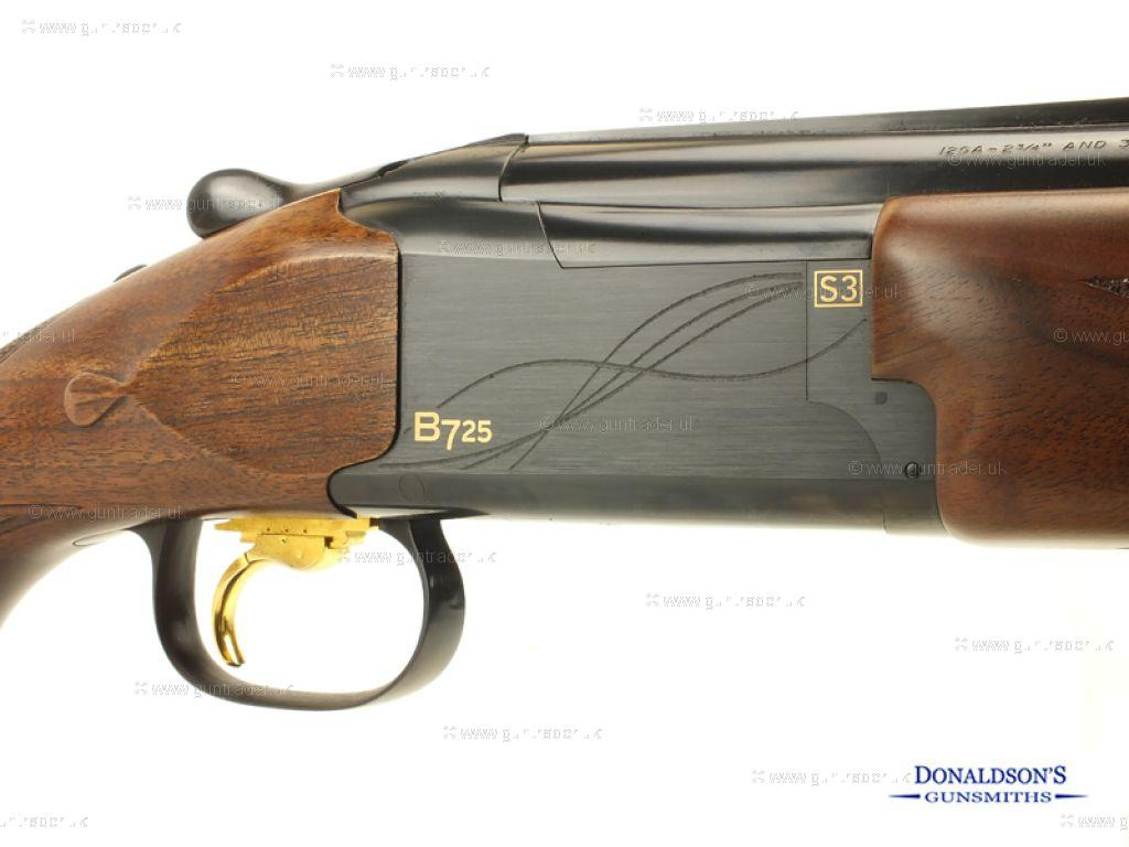 Browning B725 Sporter Black Edition Shotgun