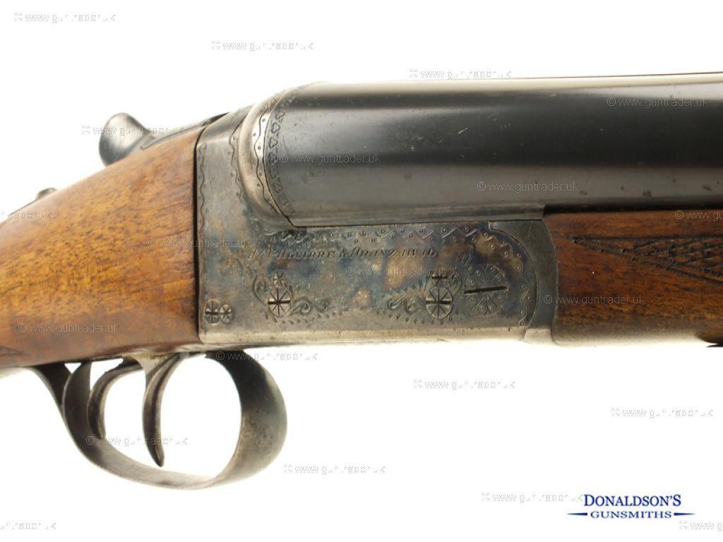 AYA #4 Boxlock Shotgun