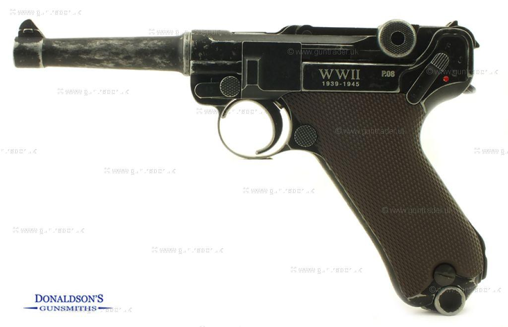 Luger P.08 WW2 Limited Edition Air Pistol