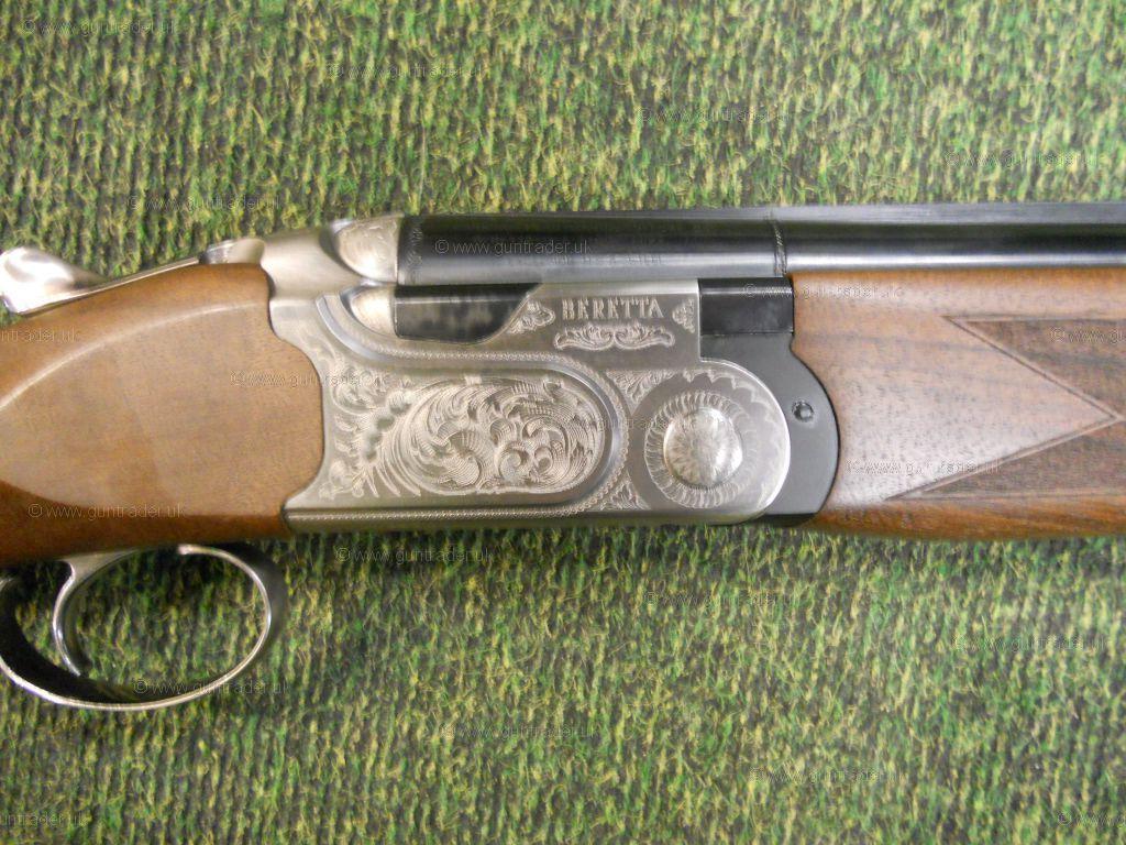 Beretta 12 gauge 690 1 Field Over and Under New Shotgun ...