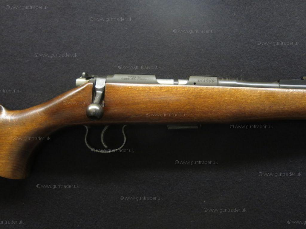 BRNO  22 LR Model 2 (Screw Cut 1/2