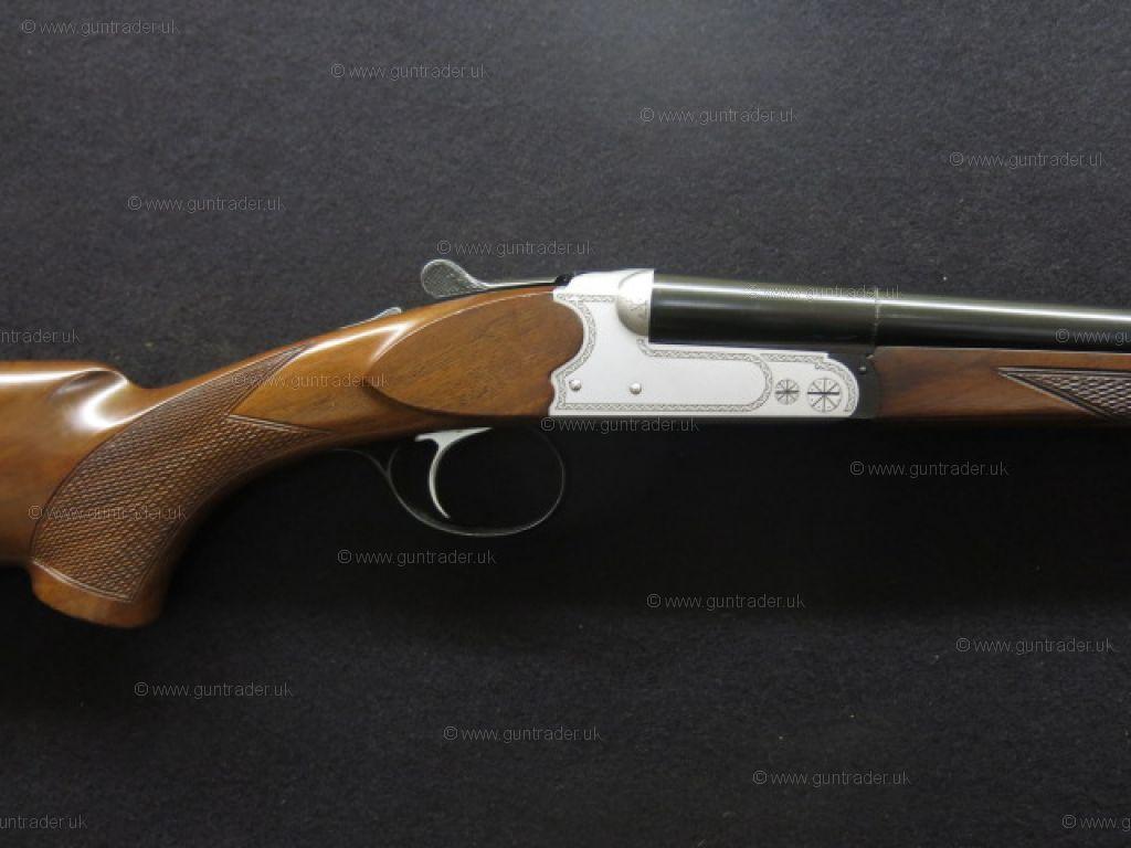 Yildiz 410 Gauge Elegant Side By Side Second Hand Shotgun -6657