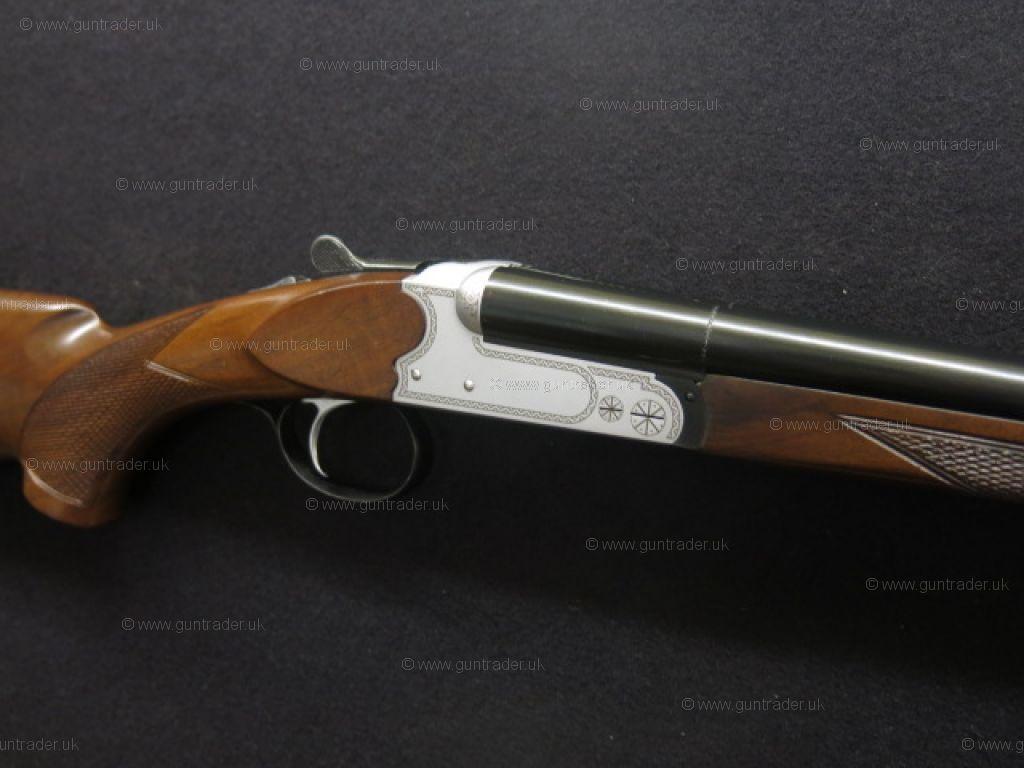 Yildiz 410 gauge Elegant Side by Side Second Hand Shotgun ...  Yildiz 410 gaug...