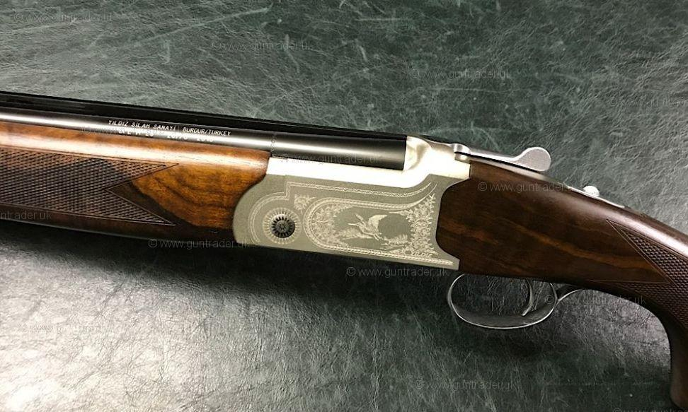 Yildiz 28 Gauge Spz M Junior Over And Under New Shotgun -1666