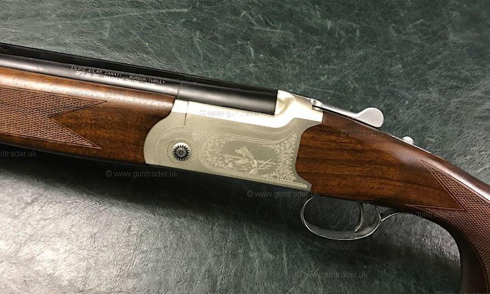 Yildiz 20 Gauge Spz M Over And Under New Shotgun For Sale -6358