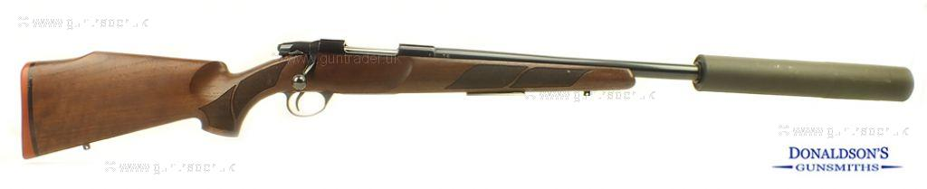 Sako 75 Action 3 Varmint Wood Blued heavy barrel Rifle