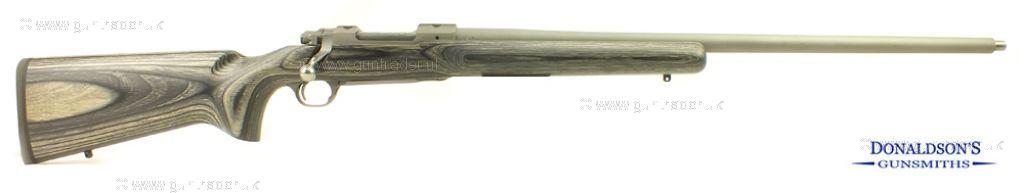 Ruger M77 Hawkeye Varmint Laminate Rifle