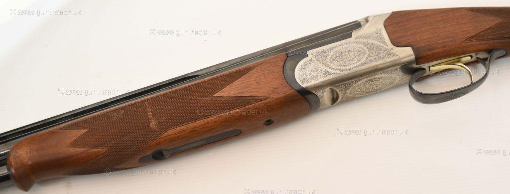 Over and Under Shotguns - Ian Coley Gun Shop