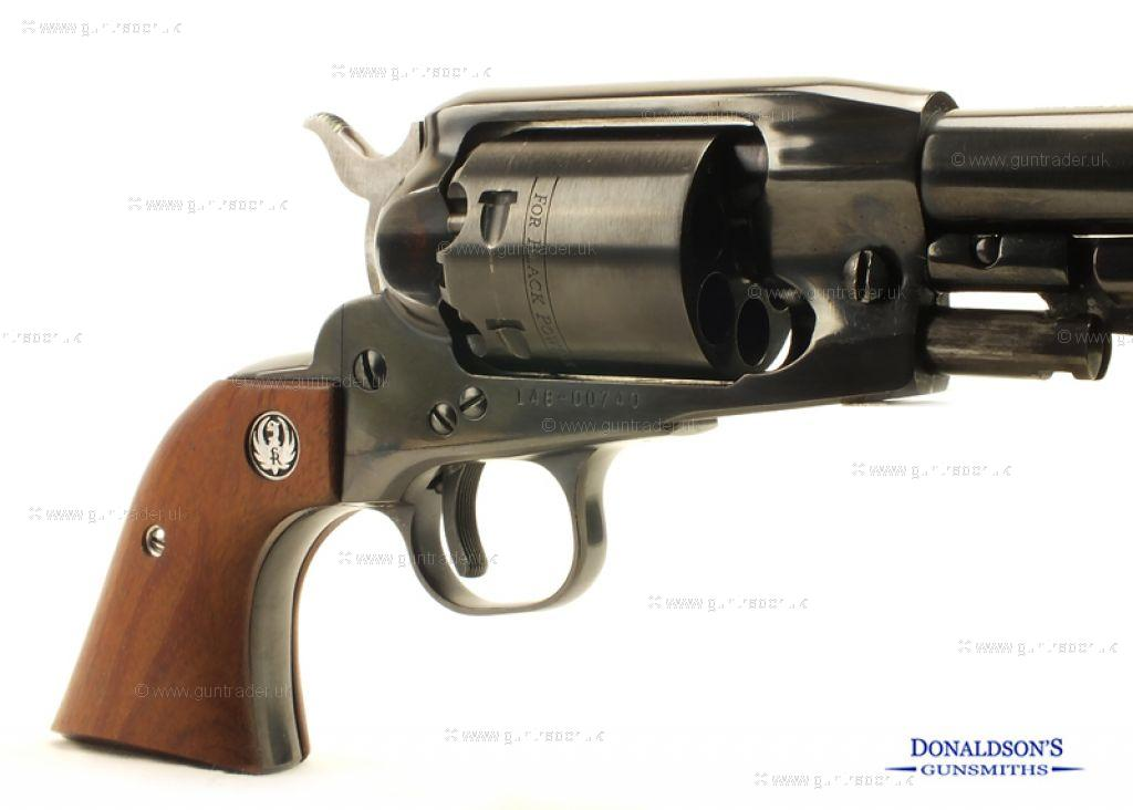 Ruger Old Army Pistol (Black Powder)