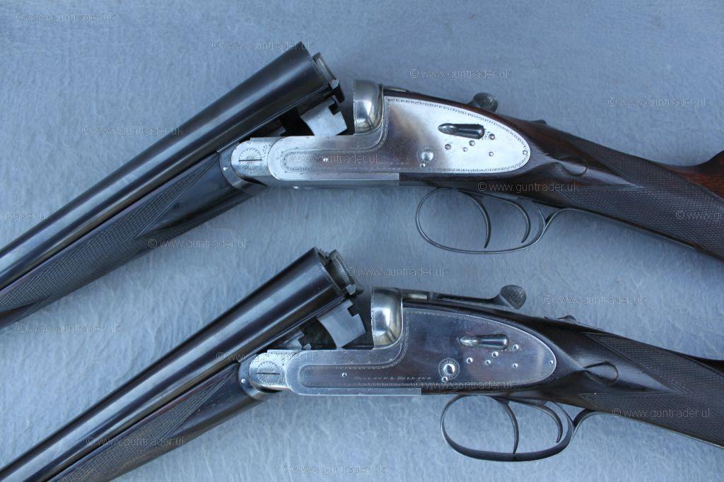 Holland And Holland >> Holland Holland Badminton 12 Gauge Shotgun Second Hand Guns For