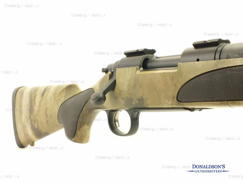 Remington 700 VTR A-Tacs Rifle