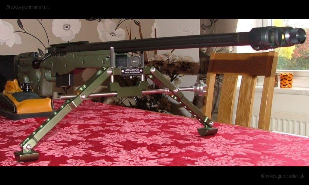 Accuracy International AWM (Arctic Warfare Magnum) Bolt ...