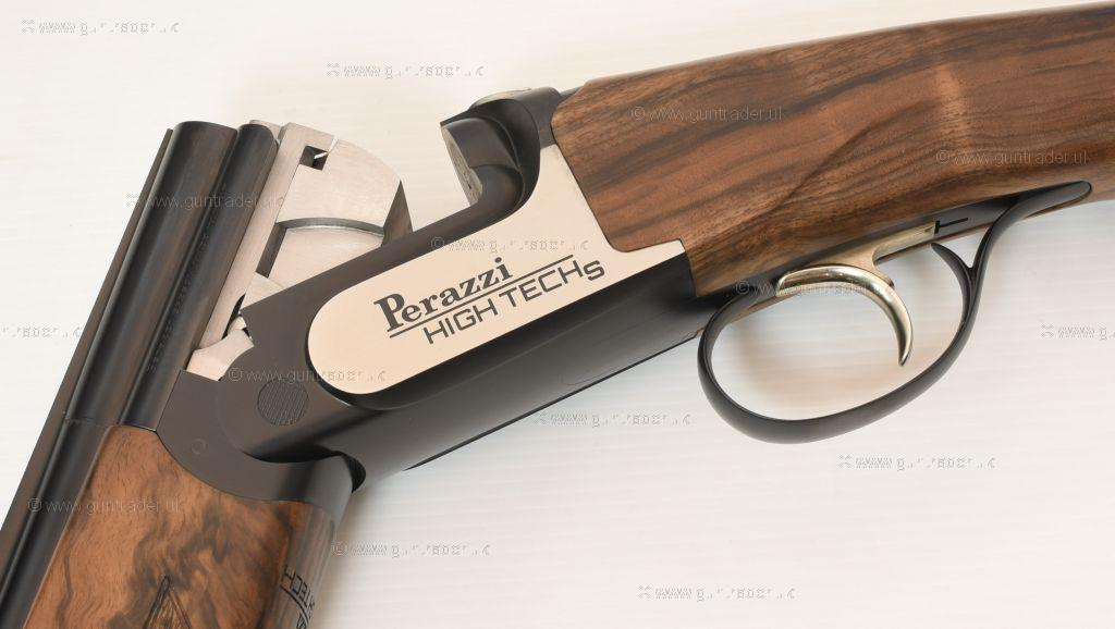 Perazzi 12 Gauge High Tech Hts Over And Under New Shotgun