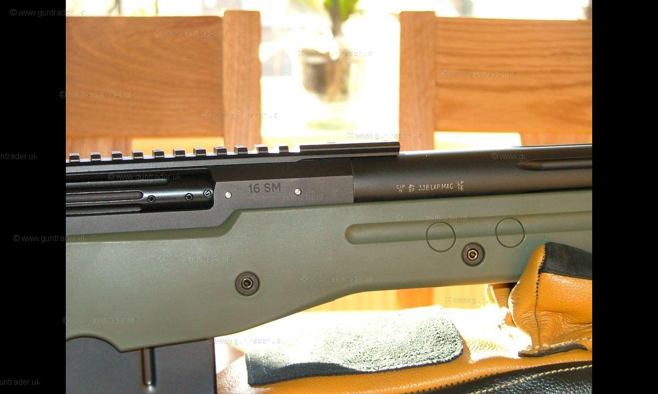 Accuracy International AW Rifles - Arctic Warefare ...