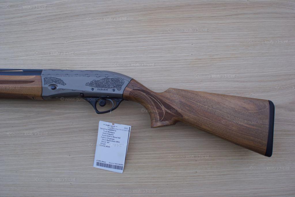 Fabarm XLR 5 Wood G2