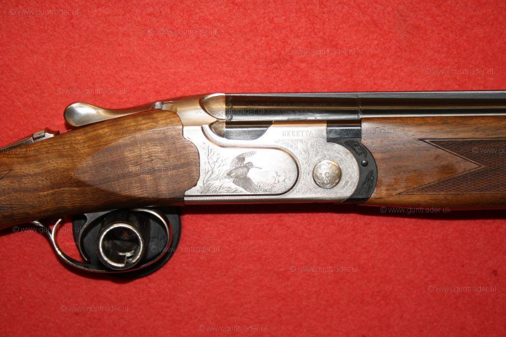 Beretta 20 gauge 690 Field III Over and Under New Shotgun ...