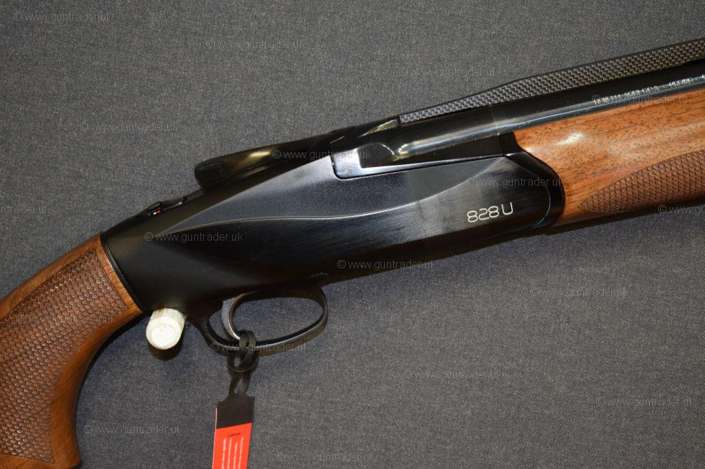 Benelli 12 gauge 828U Black Over and Under New Shotgun for ...