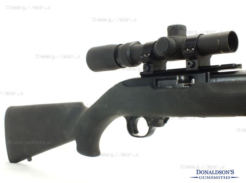Ruger 10/22 Standard Beech Rifle